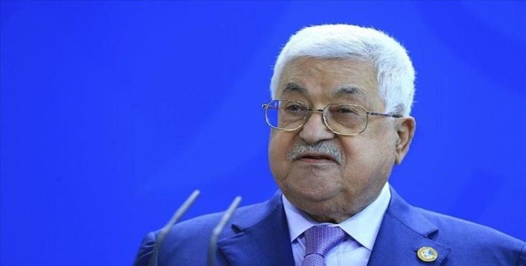 Filistin Devlet Başkanı Abbas, sözde barış planına karşı olduğunu yineledi