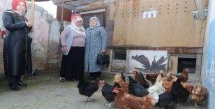 Maddi zorluklar yaşayan annelere Akdeniz Belediyesinden destek