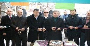 Hacılar'da 'Yolun iyilik olsun' kampanyasına destek