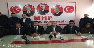 MHP Malatya'da görev değişimi