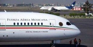 Meksika'nın Devlet Başkanlığı uçağı, çekilişle sahibini arıyor