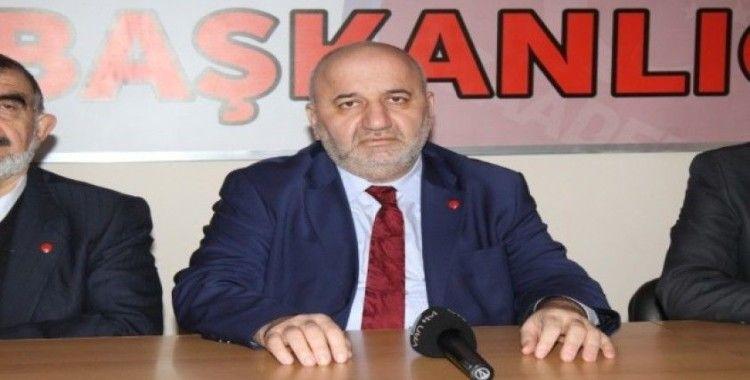 SP Genel Başkan Yardımcısı Bitmez, çığ faciasında ölen ilçe başkanının taziyesine katıldı