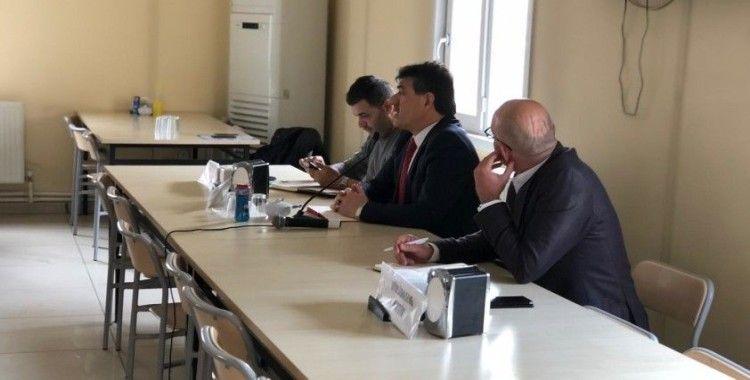 Başkan Yardımcısı Yurt'tan Şeffaf belediyecilik ve titiz çalışma vurgusu