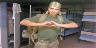 Şehit Uzman Çavuş Keskin, Milas'tan Aydın'a uğurlandı