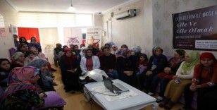 Mardin'de aile ve aile olmak semineri