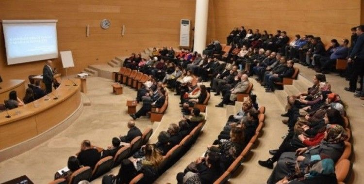 Akhisar'da kansere farkındalık semineri