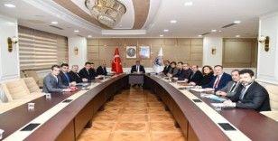 İl Göç Kurulu Toplantısı yapıldı