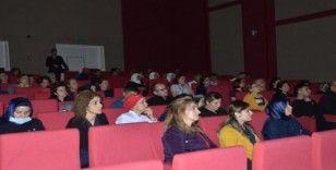 """""""Depremin Psikolojik Etkileri ve Deprem Tedbirleri"""" semineri düzenlendi"""