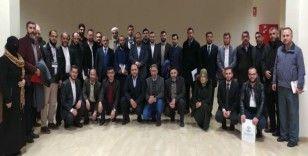 """""""Suriye'deki Güvenli Bölgelerde Dini Hayat"""" çalıştayı sonuç bildirisi"""