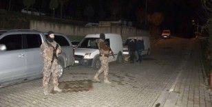 Çanakkale merkezli 6 ildeki operasyonla suç örgütü çökertildi: 23 gözaltı