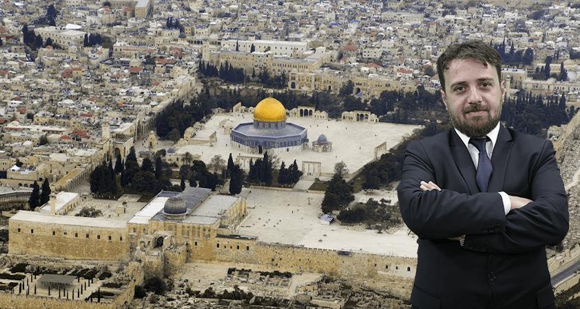 Son günlerde dünya yine Kudüs'e kilitlendi