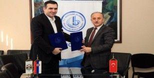 Bağcılar Belediyesi ile Kragujevac Belediyesi arasında işbirliği protokolü imzalandı