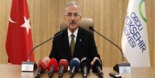 """Başkan Güler: """"Biz de yanlışa yer yok, kararlılığımız sürecek"""""""