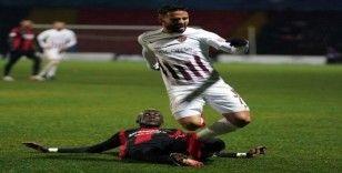 TFF 1. Lig: Fatih Karagümrük: 1 - Hatayspor: 1