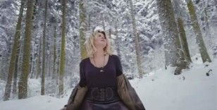 Gülben Ergen'in yeni şarkısı sosyal medyada olay oldu