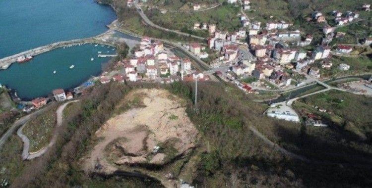 Az güneş alan mahalleye 'Karadeniz' usulü çözüm