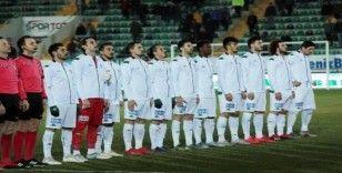 Bursaspor'un Osmanlıspor maç kadrosu belli oldu