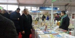 Üsküdar'da 'yer gök kitap' fuarı