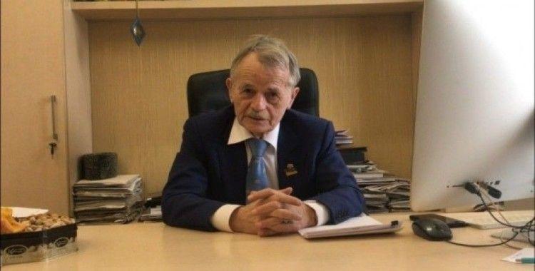 Kırımoğlu, Cumhurbaşkanı Erdoğan'la görüşmesini değerlendirdi