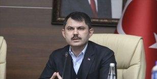 Bakan Kurum: 'Elazığ'da hasar tespit çalışmaları tamamlandı'