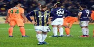 Süper Lig: Fenerbahçe: 1 - Aytemiz Alanyaspor: 1 (Maç sonucu)