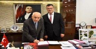 Alaşehir Belediyesi ile Yenimahalle Belediyesi kardeş oldu