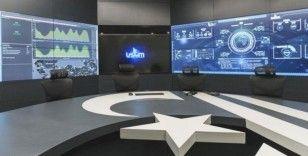 Türkiye'nin siber saldırıları önleme merkezi kapılarını AA'ya açtı