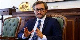 İletişim Başkanı Altun: İdlib'de yaşananları sineye çekmemiz asla mümkün değildir