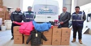 Torbalı Belediyesi Elazığ'a yardım aracı gönderdi