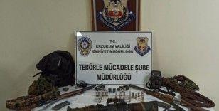 Erzurum'da 500 bin TL ödülle Gri Liste'de aranan terörist etkisiz hale getirildi