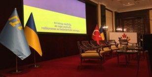 TURKSİD'in Ukrayna şubesi törenle açıldı