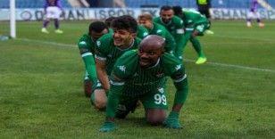 TFF 1. Lig: Osmanlıspor: 2 - Bursaspor: 4