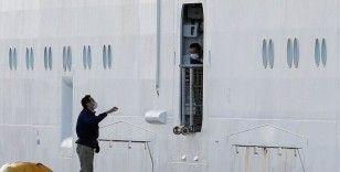 Japonya'daki karantina gemisinde vaka sayısı 70'e yükseldi