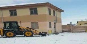 Siirt'te okullar tatil edildi