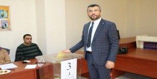 MMO Konya Şubesi Başkanı Altun güven tazeledi