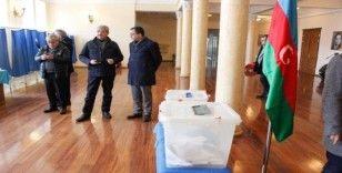 YSK Başkanı Akkaya, Azerbaycan'daki seçimlere gözlemci olarak katıldı