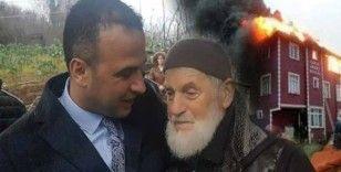Evi yanan vatandaş için Fatsa Belediyesi seferber oldu