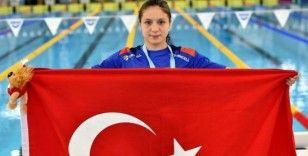 Milli yüzücü Merve Tuncel olimpiyat biletini aldı