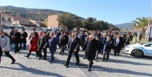 Atatürk'ün Söke'ye gelişinin 96. yıldönümü kutlandı