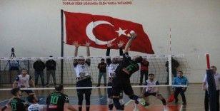 TVF Erkekler 1. Lig: Solhanspor: 0 - Haliliye Bld: 3