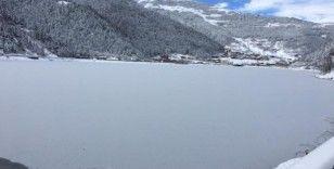 Uzungöl dondu