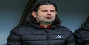 """İbrahim Üzülmez: """"Eskişehirspor mağlubiyetinden sonra zirveden kopmamak adına önemli bir maçtı"""""""