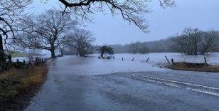 Ciara Fırtınası İngiltere'de sele neden oldu