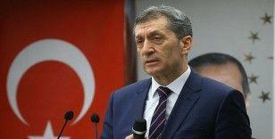 Milli Eğitim Bakanı Selçuk: 'Milletimizin başı sağ olsun'