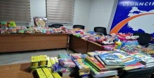 AK Parti'den depremzede çocuklar için oyuncak kampanyası