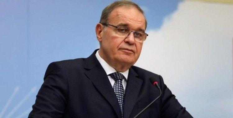 CHP Genel Başkan Yardımcısı Öztrak: Akıncı'nın sözleri büyük talihsizliktir ve son derece vahimdir