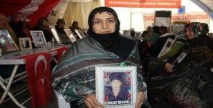HDP önündeki ailelerin evlat nöbeti 161'inci gününde