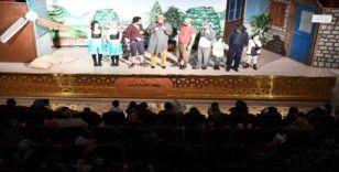 Şehir tiyatrosu yeni oyunları ile sanatseverlerin karşısına çıktı