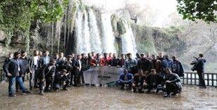 5. Uluslararası Öğrenciler eğitim ve kardeşlik kampı Antalya'da gerçekleştirildi