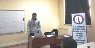 DPÜSEM'de Bilirkişi Temel Eğitimi başvuruları başladı